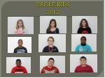 cagle kids 2012