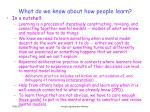 what do we know about how people learn