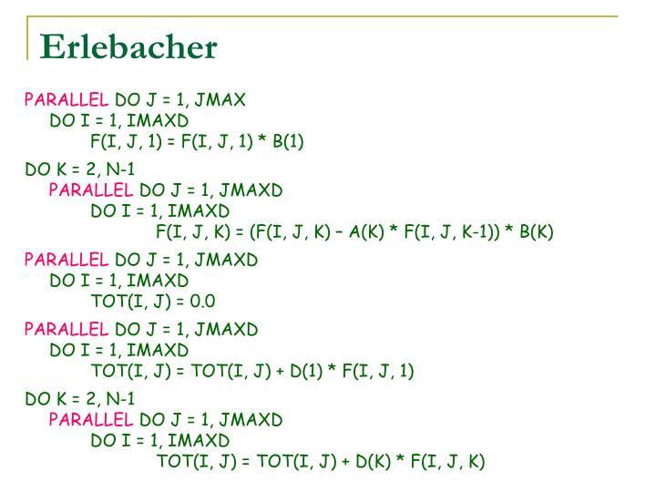 Erlebacher
