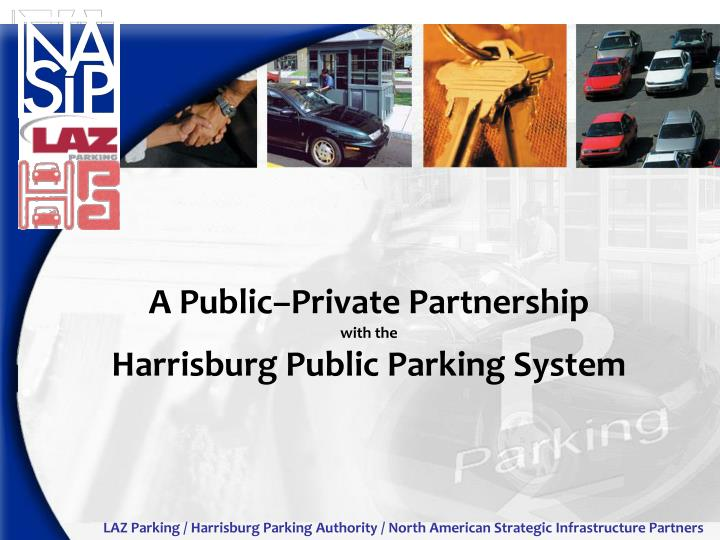 A Public–Private Partnership