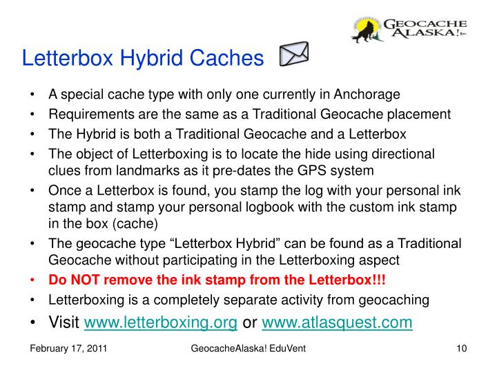 Letterbox Hybrid Caches