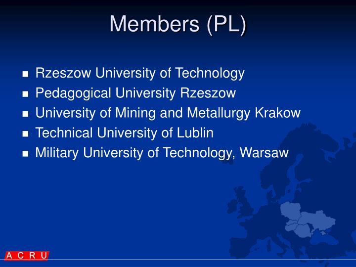 Members (PL)
