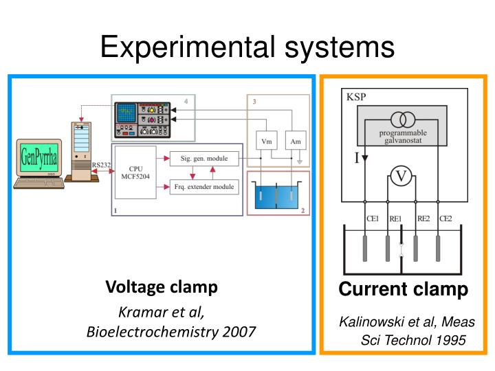Experimental systems