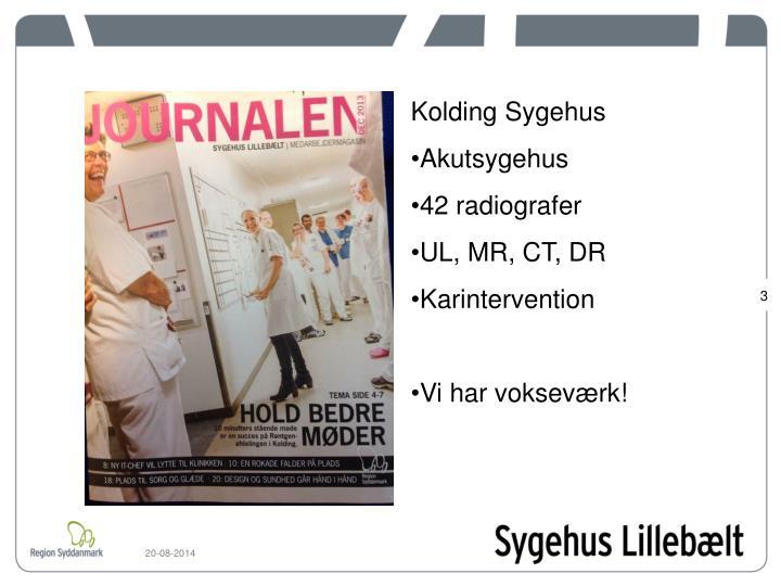Kolding Sygehus