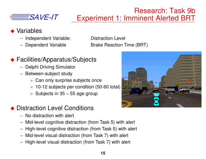 Research: Task 9b