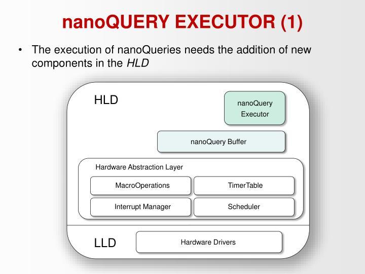 nanoQUERY EXECUTOR (1)