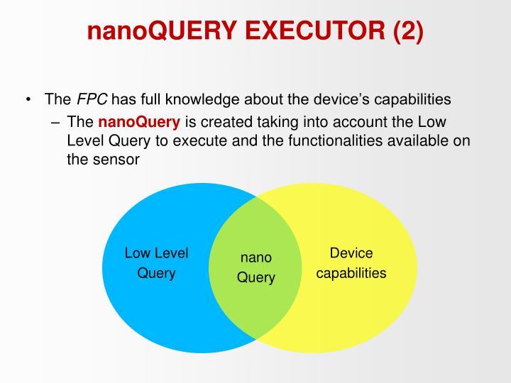nanoQUERY EXECUTOR (2)