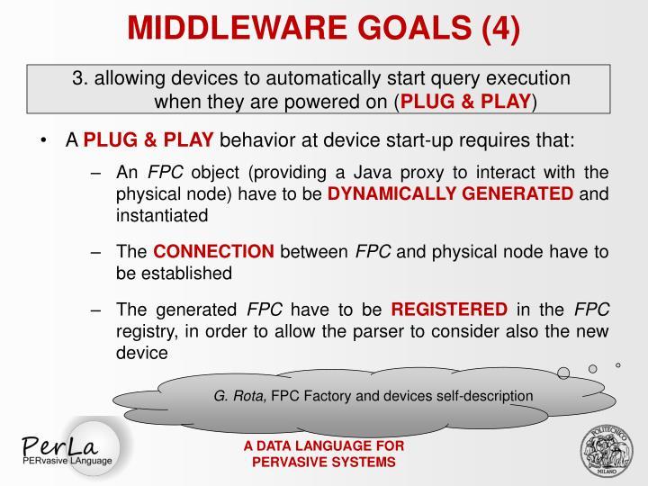 MIDDLEWARE GOALS (4)