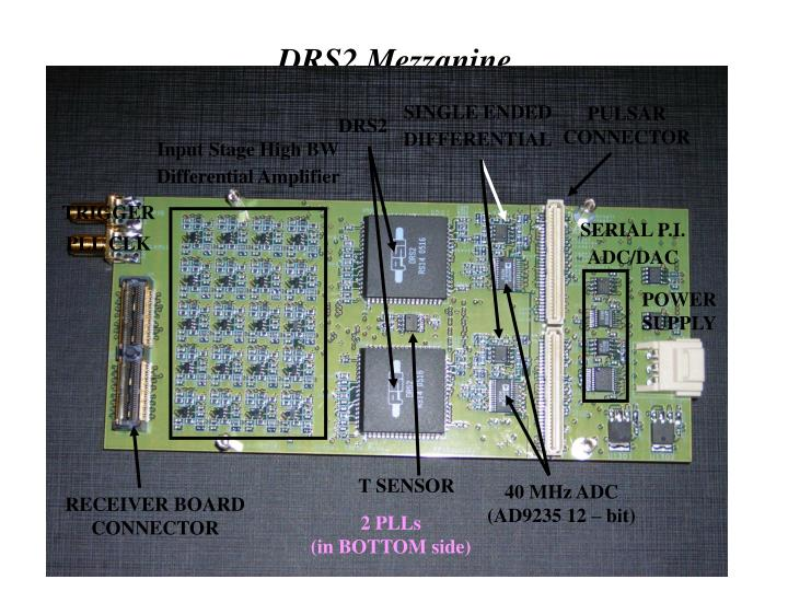 DRS2 Mezzanine