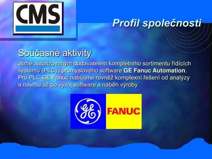 Profil společnosti