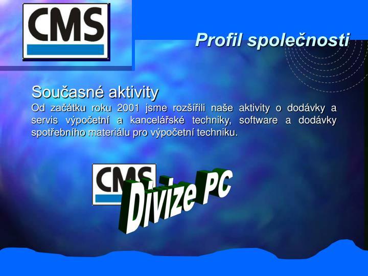 Divize PC