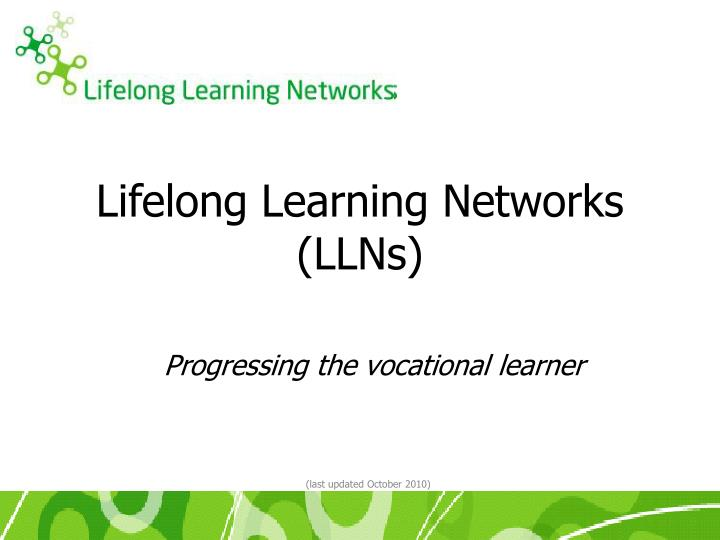 Lifelong Learning Networks