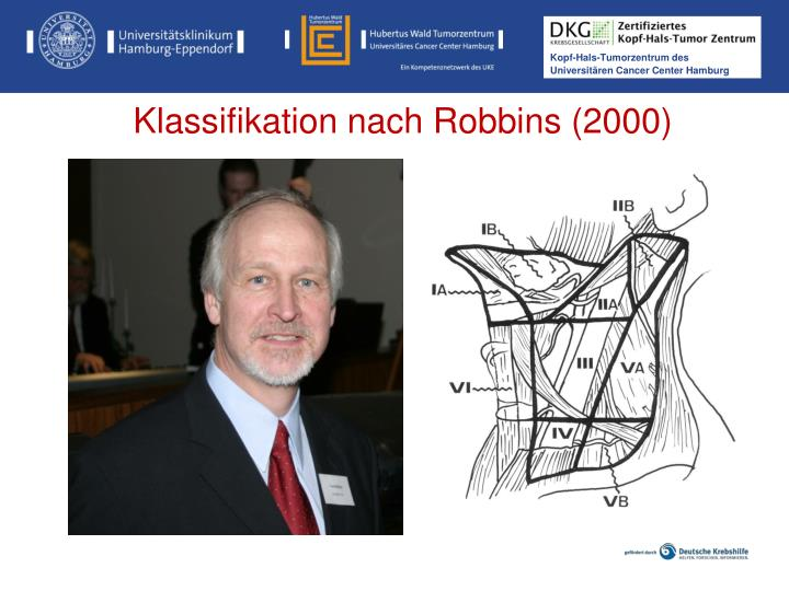 Klassifikation nach Robbins (2000)