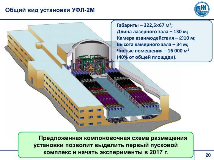 Общий вид установки УФЛ-2М