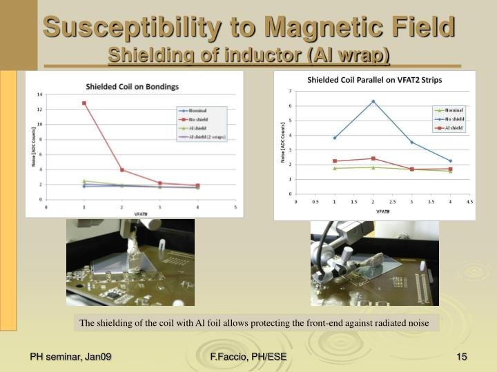 Susceptibility to Magnetic Field