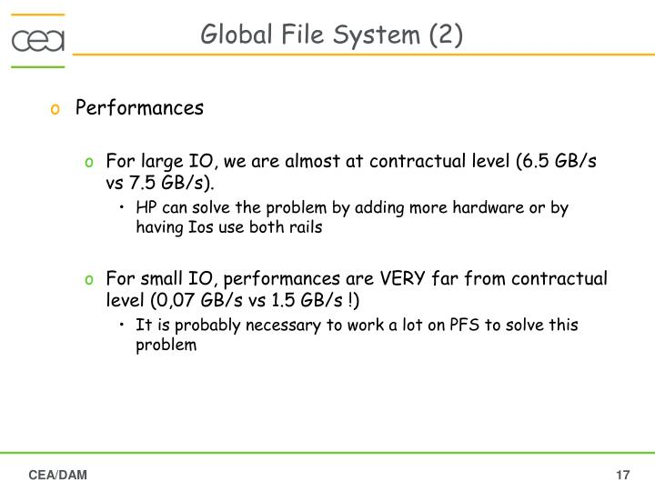 Global File System (2)