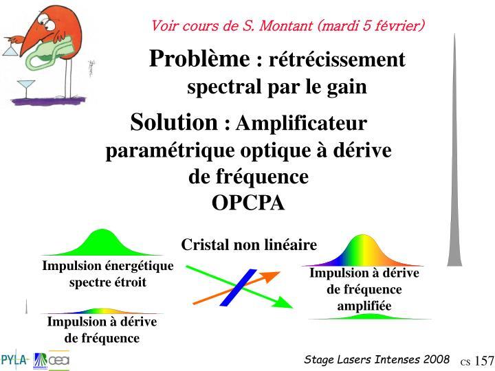 Cristal non linéaire