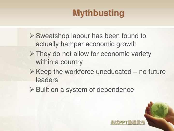 Mythbusting