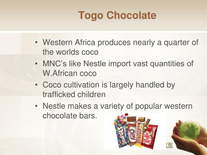Togo Chocolate