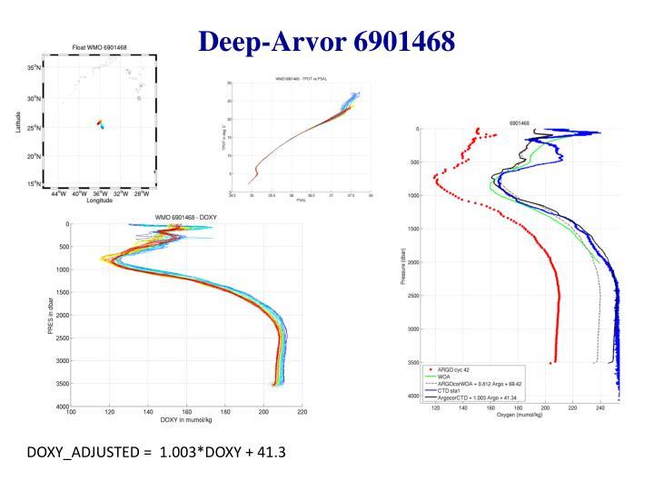 Deep-Arvor 6901468