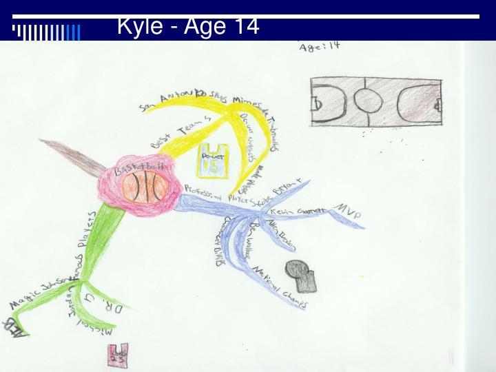 Kyle - Age 14