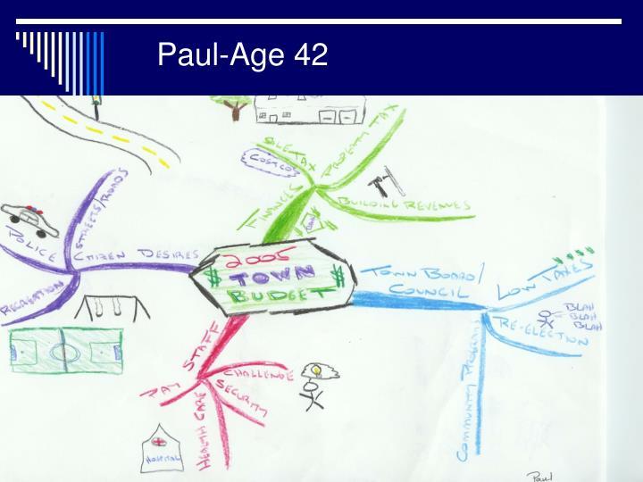 Paul-Age 42