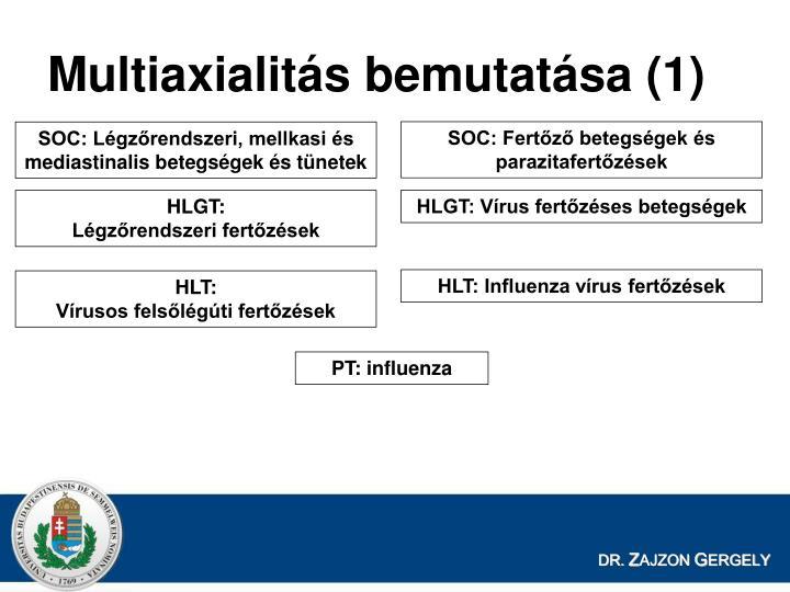 Multiaxialitás bemutatása (1)