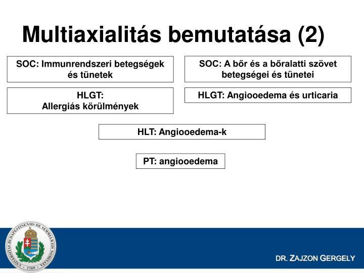 Multiaxialitás bemutatása (2)