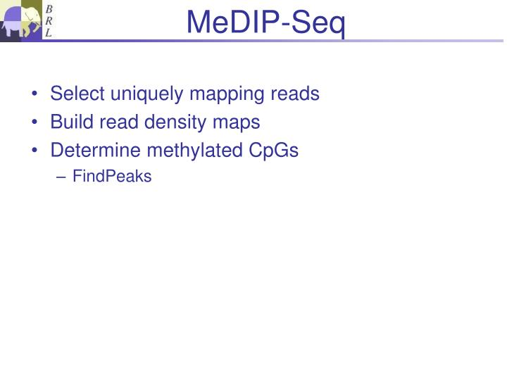 Select uniquely mapping reads