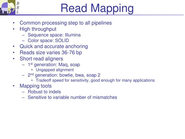 Common processing step to all pipelines