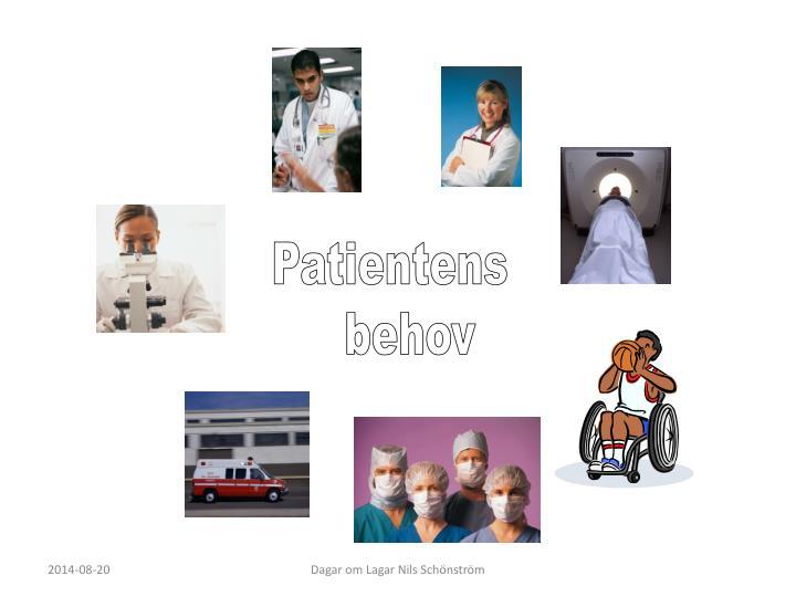 Patientens