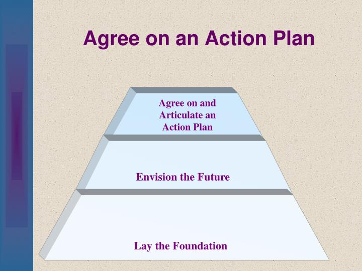 Agree on an Action Plan