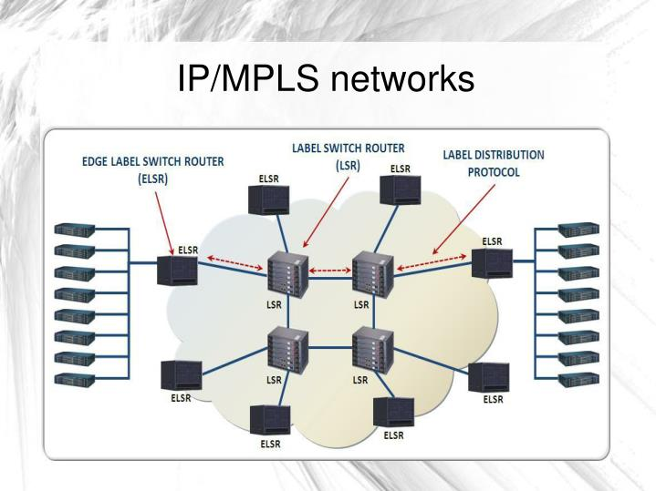 IP/MPLS networks