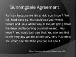 sunningdale agreement
