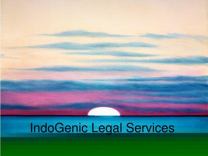 IndoGenic Legal Services