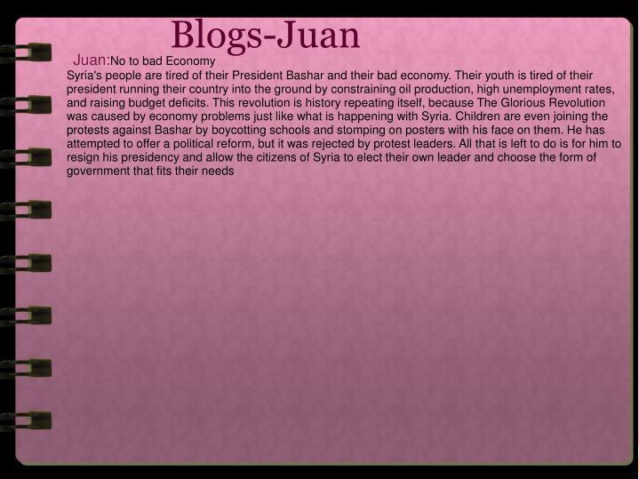 Juan: