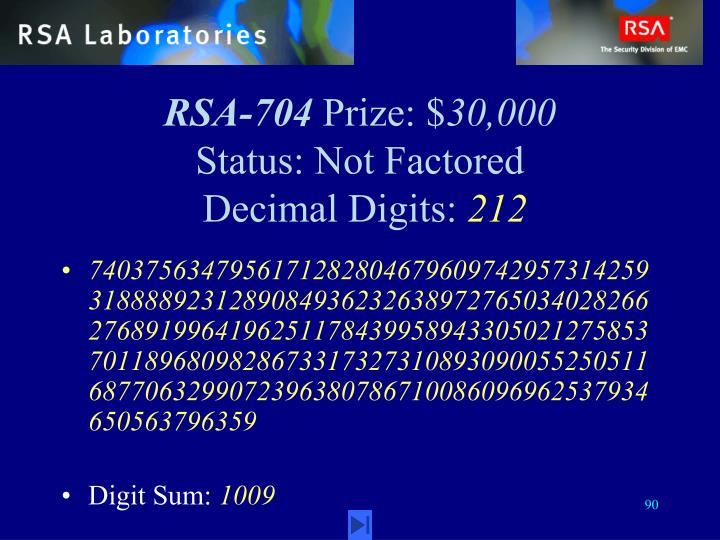 RSA-704