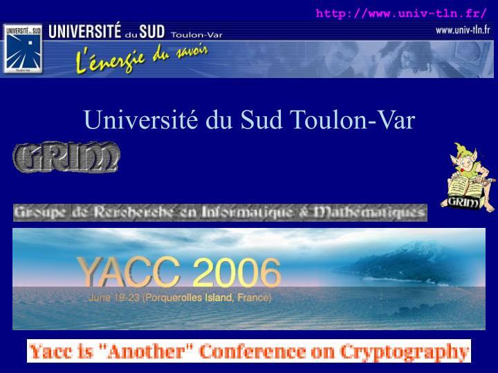 http://www.univ-tln.fr/
