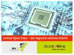 linked open data der logische n chste schritt