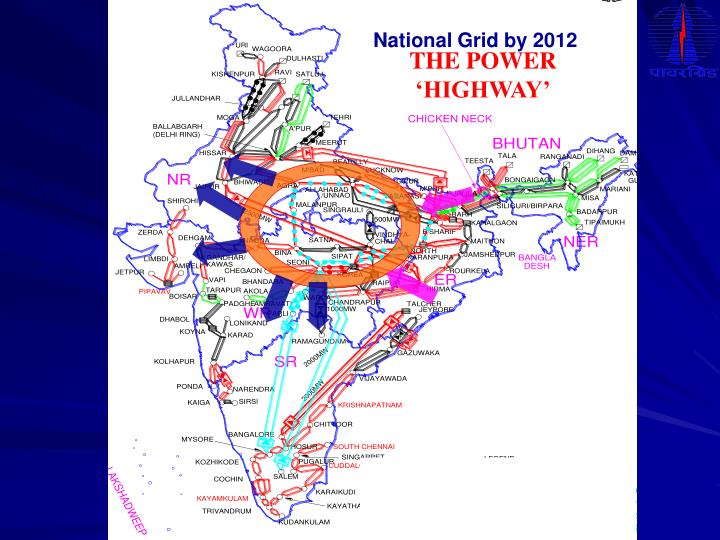 National Grid by 2012