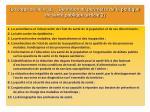 le corps de la loi 1 d finition du p rim tre de la politique de sant publique article 2