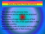 data protection office35