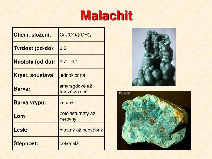 Malachit