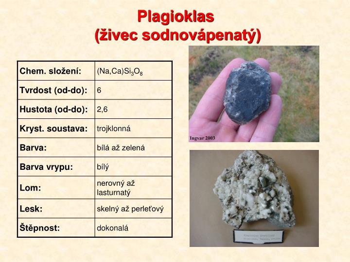 Plagioklas