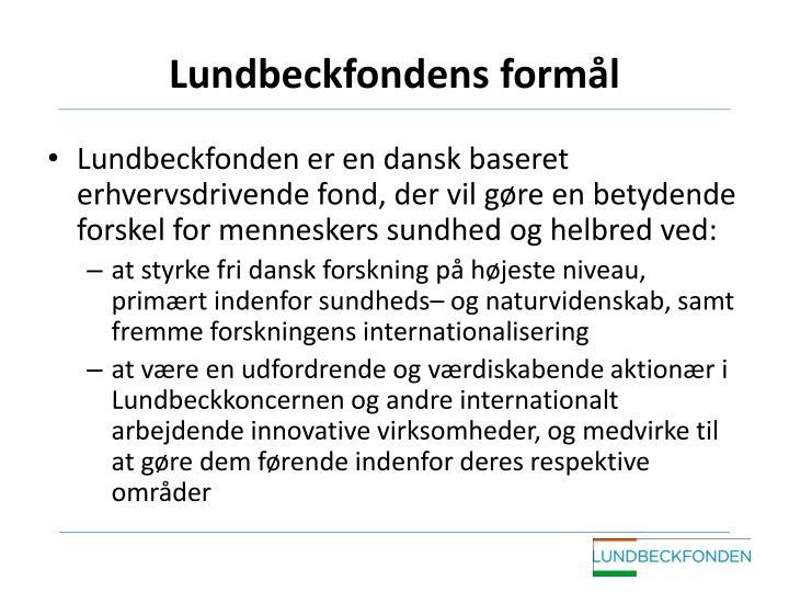 Lundbeckfondens