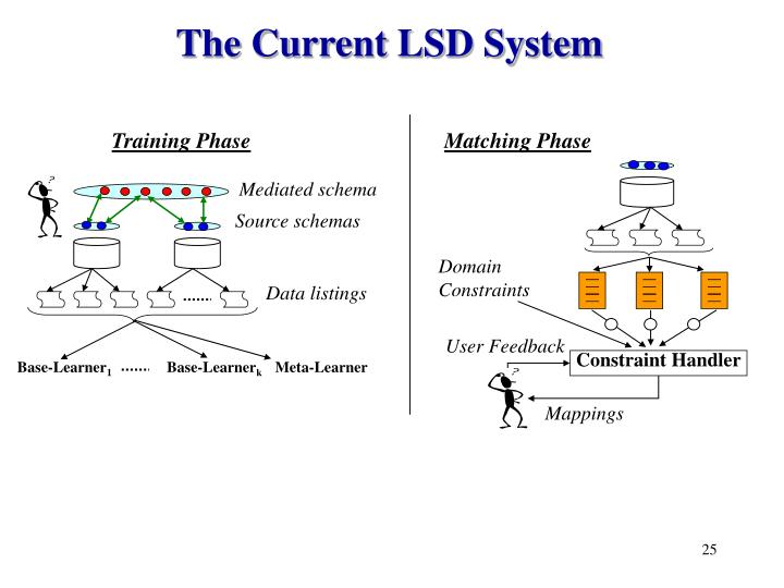 The Current LSD System