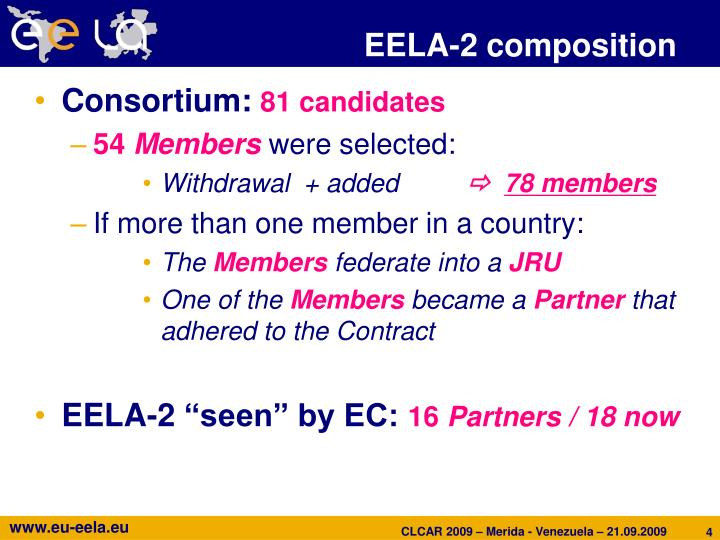 EELA-2 composition