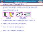 jilstut fdtl s personal safety f v