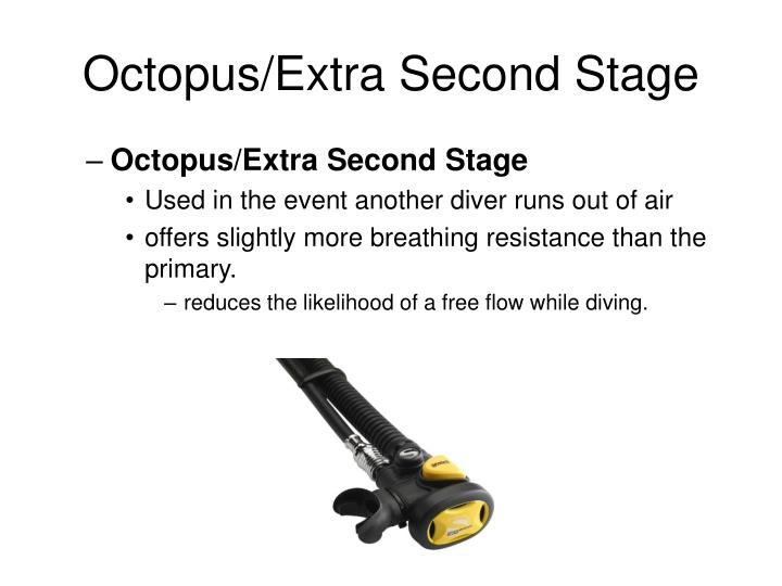 Octopus/Extra Second Stage