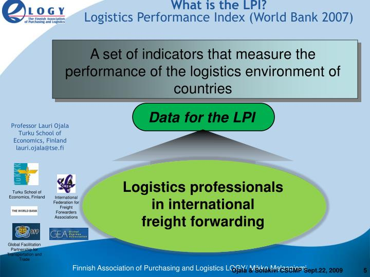 What is the LPI?